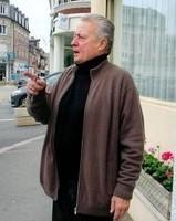 Gérad Borck (Photo empruntée à mon ami Christian Lopez)