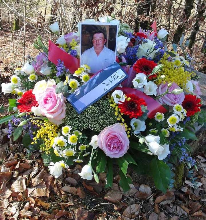 Notre hommage à Gilbert - 22 février 2012