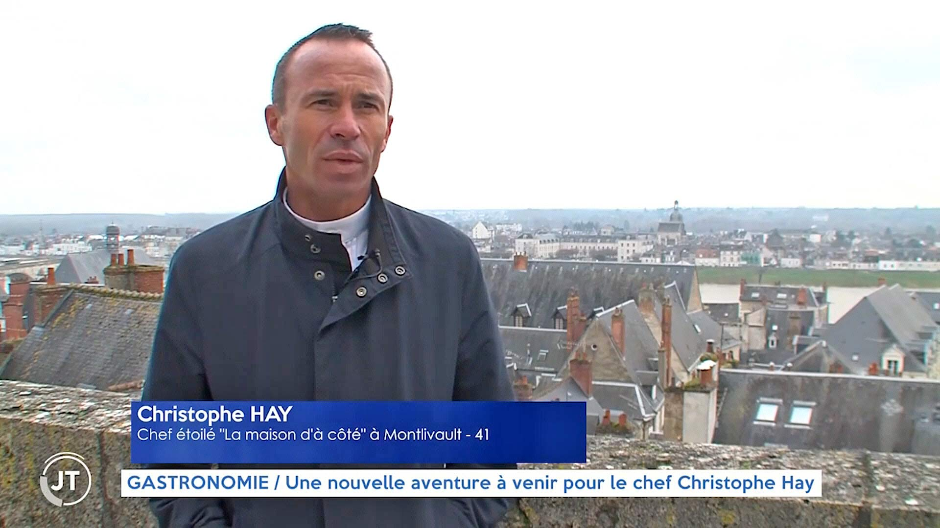 Dans les Jardins de l'évêché - © TV Tours