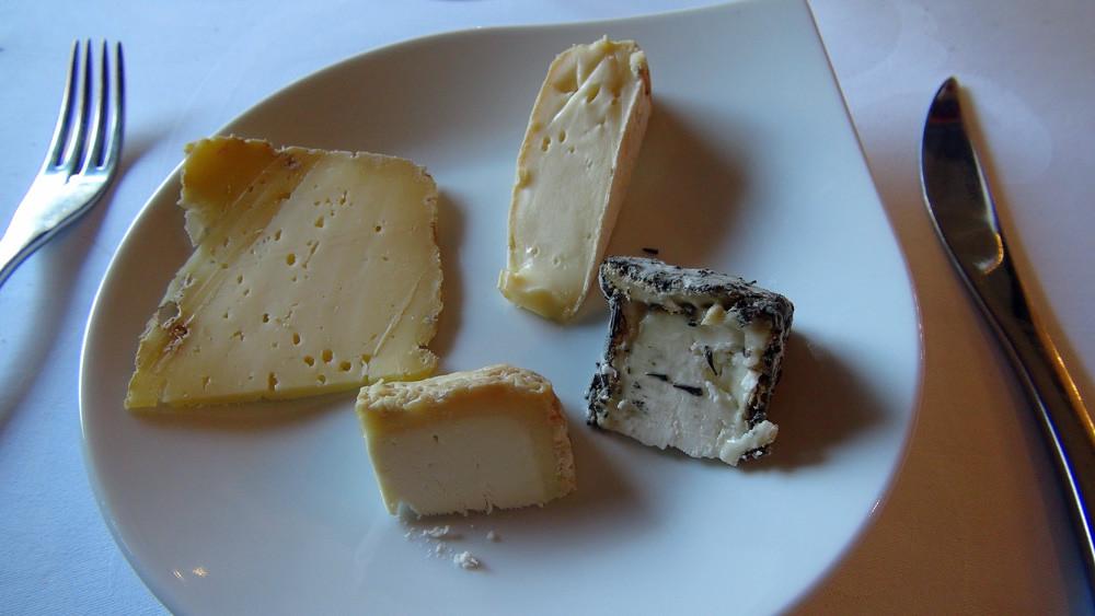 Ma sélection de fromages