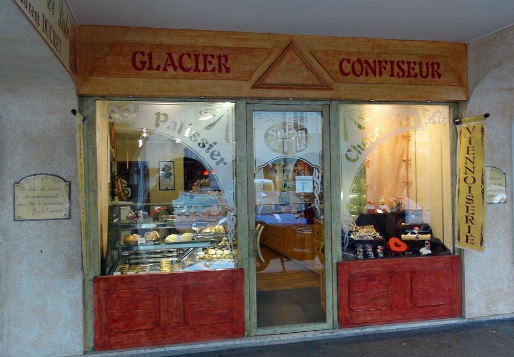 La pâtisserie de Sandrine et Laurent Ducret, autrefois Relais & Desserts