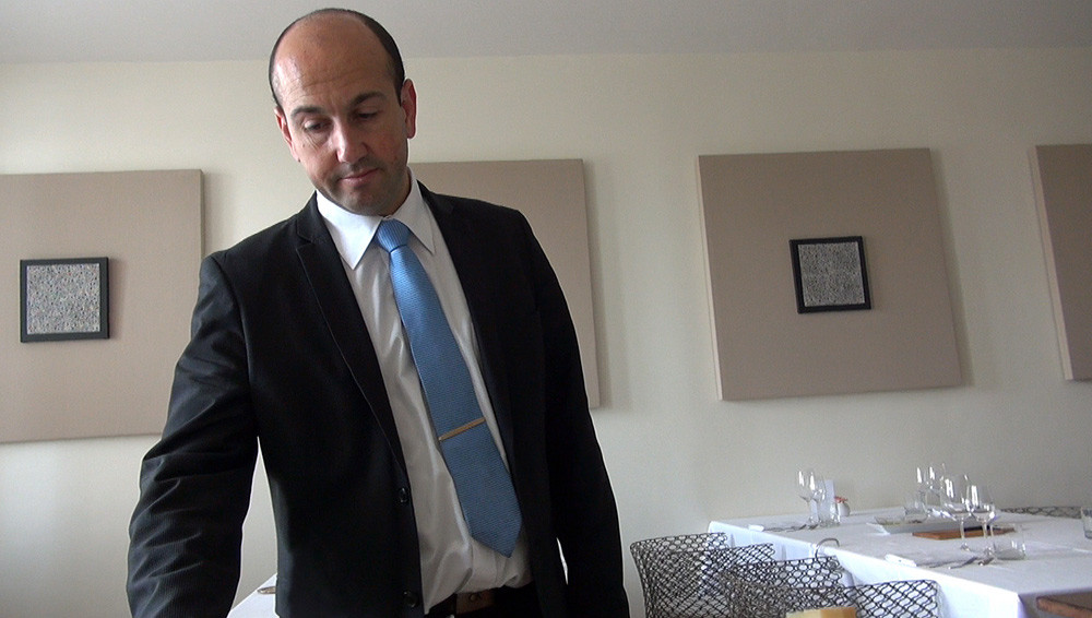 Alexis Pointereau, Maître d'hôtel-Sommelier