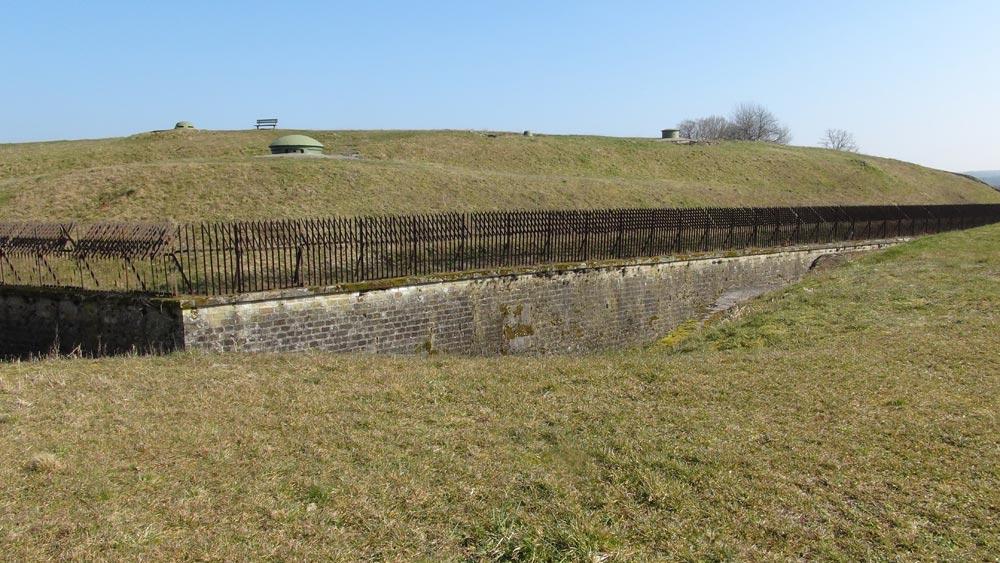 Le Fort - Contrescarpe