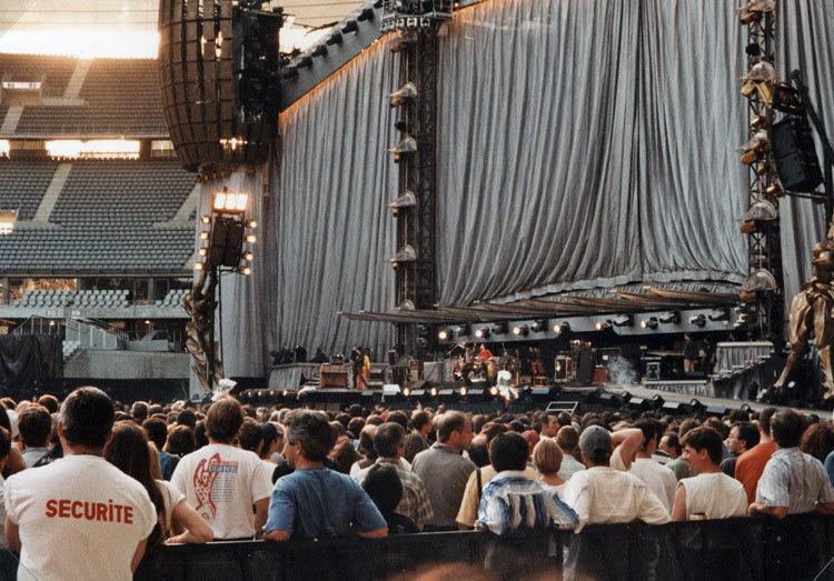 19980725.Stade de France.Première partie