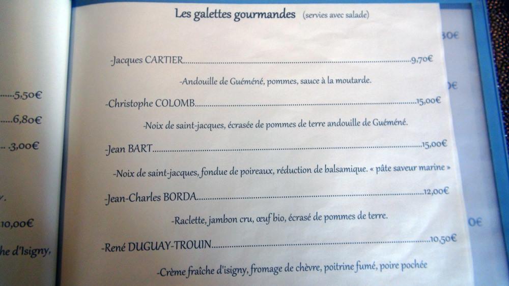 """Les """"galettes"""" gourmandes"""