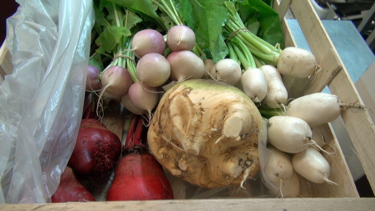 Quelques légumes de Christophe Collini