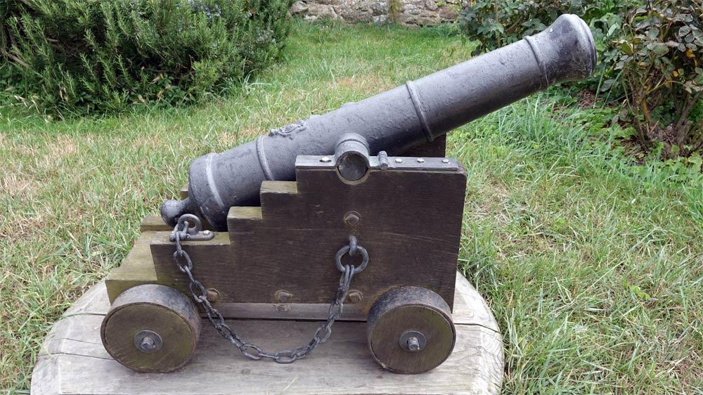Un petit canon