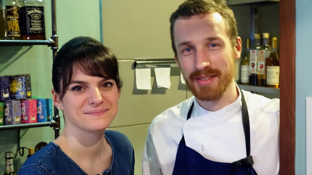 Claire et Maxime Voisin
