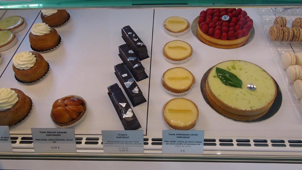 Savarin - Tarte abricot - Origine - Tarte infiniment citron - Tartes framboise et citron vert basilic grand modèle