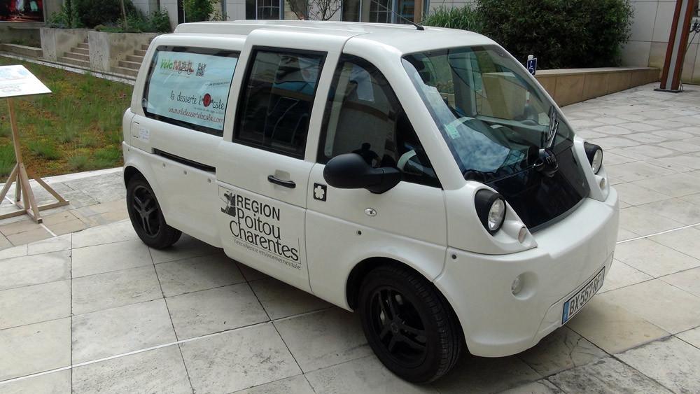 La Mia, une voiture électrique pour sauver les 250 emplois de chez Heuliez