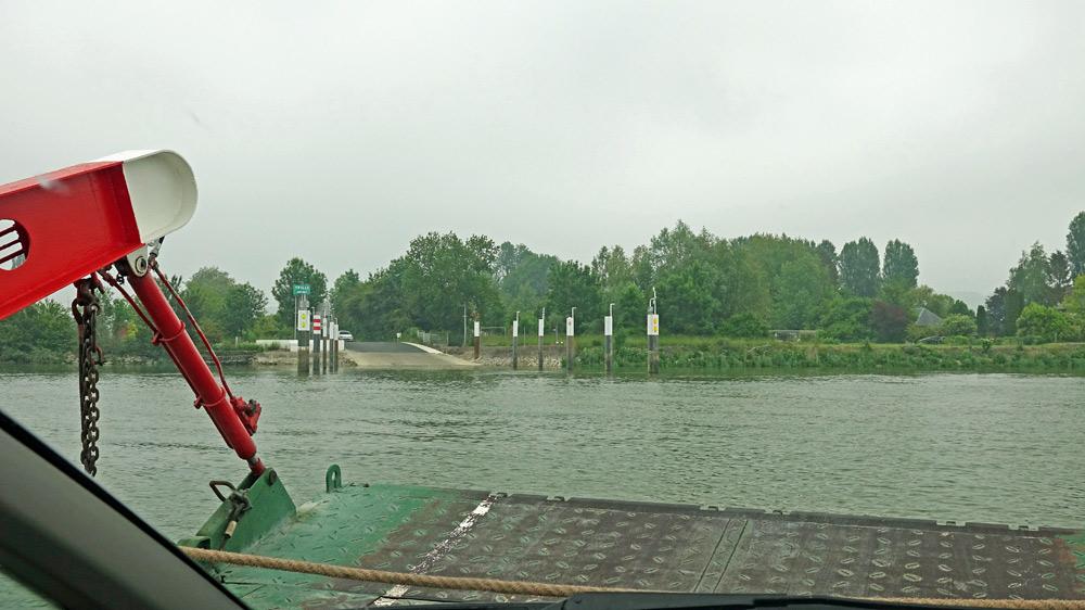 Au milieu de la Seine