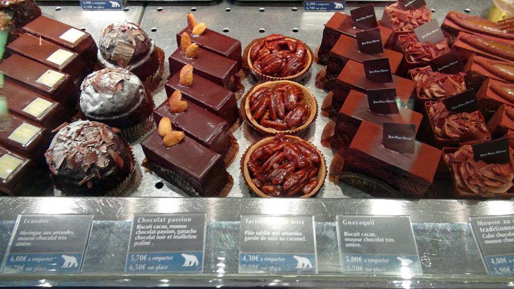 Bergam - Ecuador - Chocolat/passion - Tartelette aux noix - Guayaquil - Mousse au chocolat - Guérande