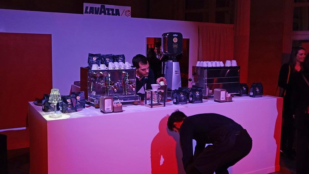 Le café Lavazza !
