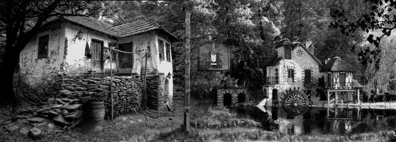 Das Gasthaus der Thenardier