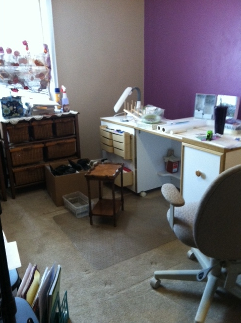 Craft Room - Before