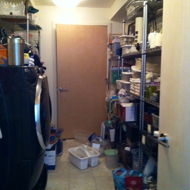 Does your laundry room and storage space overfloweth?