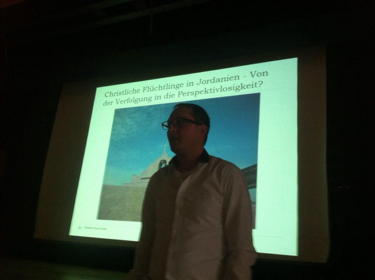 Vortrag von Florian Kohnle 2015