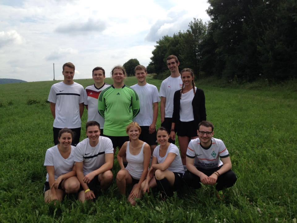 Fußballturnier der JU Ostalb 2016