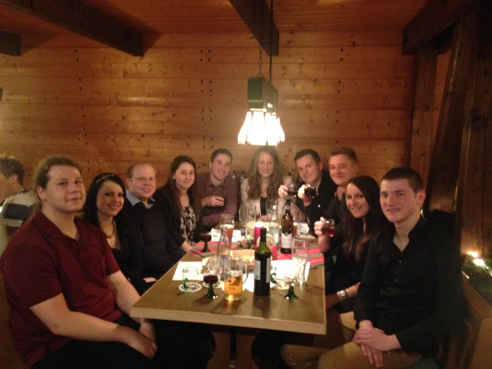 Kreisweihnachtsfeier 2015