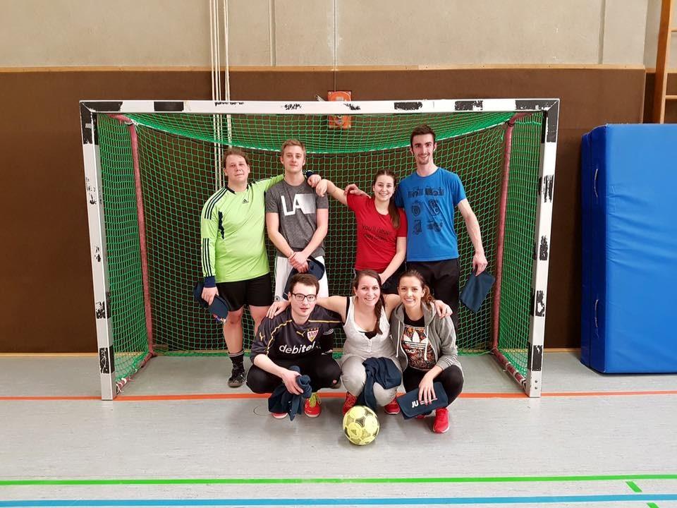 Hobby-Fußballturnier 2016