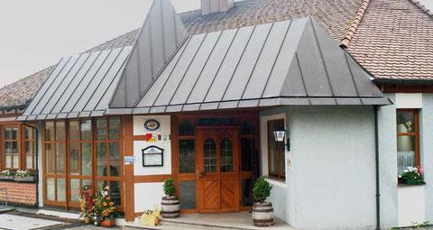Unser Probelokal Gasthof Brennerei Stuben Wilhelmsdorf, Bergstraße 21