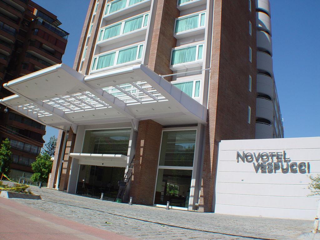 PLANIBEL Verde, Hotel NOVOTEL Vitacura, Santiago, Chile