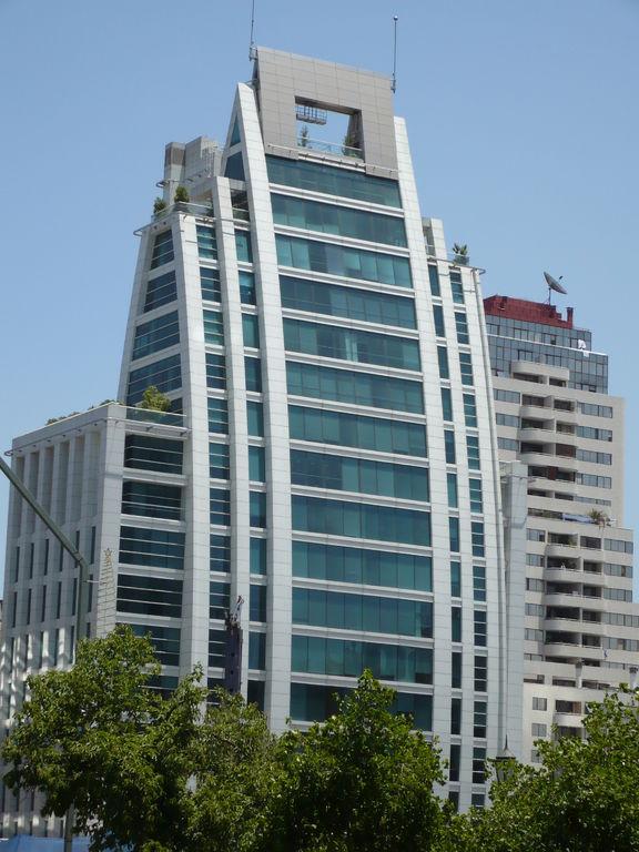 SUNERGY Verde, Edificio El Regidor, Santiago, Chile