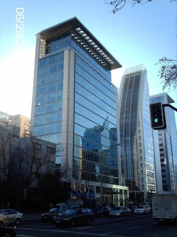 STOPRAY Galaxy, Edificio Magdalena, Santiago, Chile