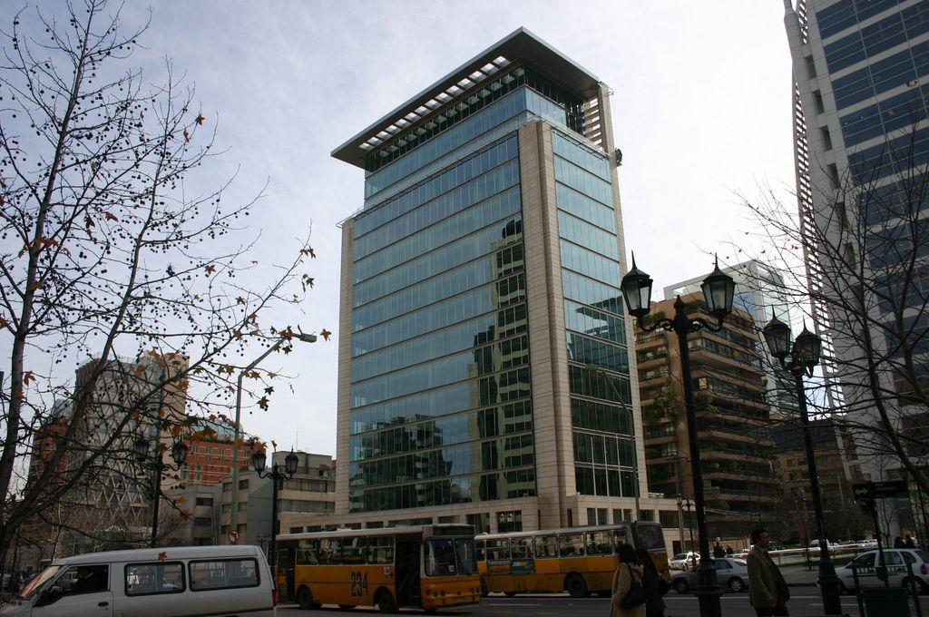 STOPRAY Galaxy (descontinuado), Edificio Magdalena, Santiago, Chile