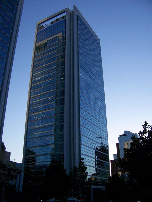 STOPSOL Silverlight Verde, Torre Isidora Foster, Santiago, Chile