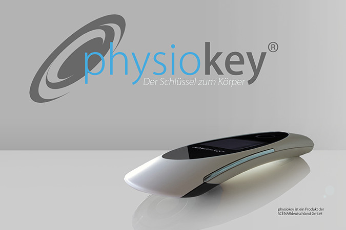 SCENAR physiokey