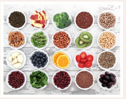 Ernährung & Krebsprophylaxe