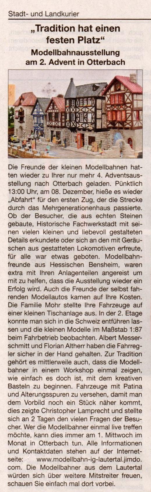 """Quelle: """"Stadt- und Landkurier"""" Ausgabe 51"""
