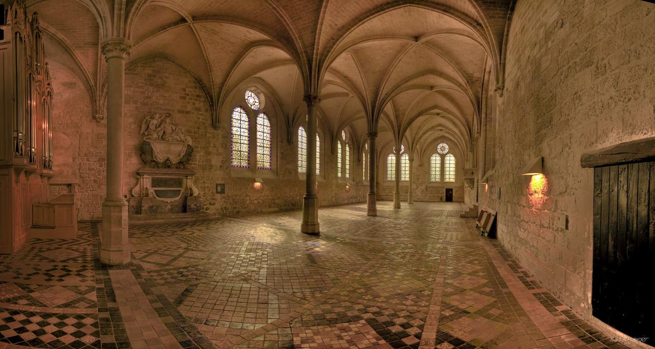 Ancien réfectoire des moines