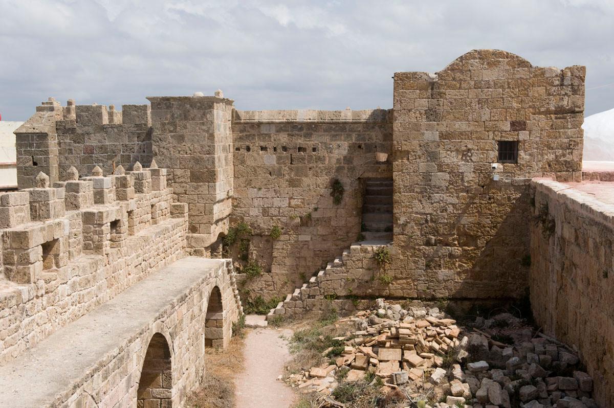 Citadelle des Templiers en 2013
