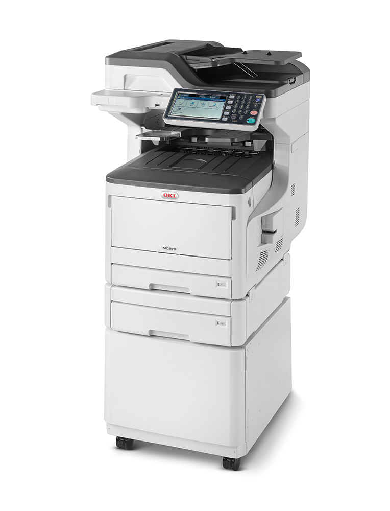 OKI A3-Multifunktionsdrucker - Effizentes Drucken