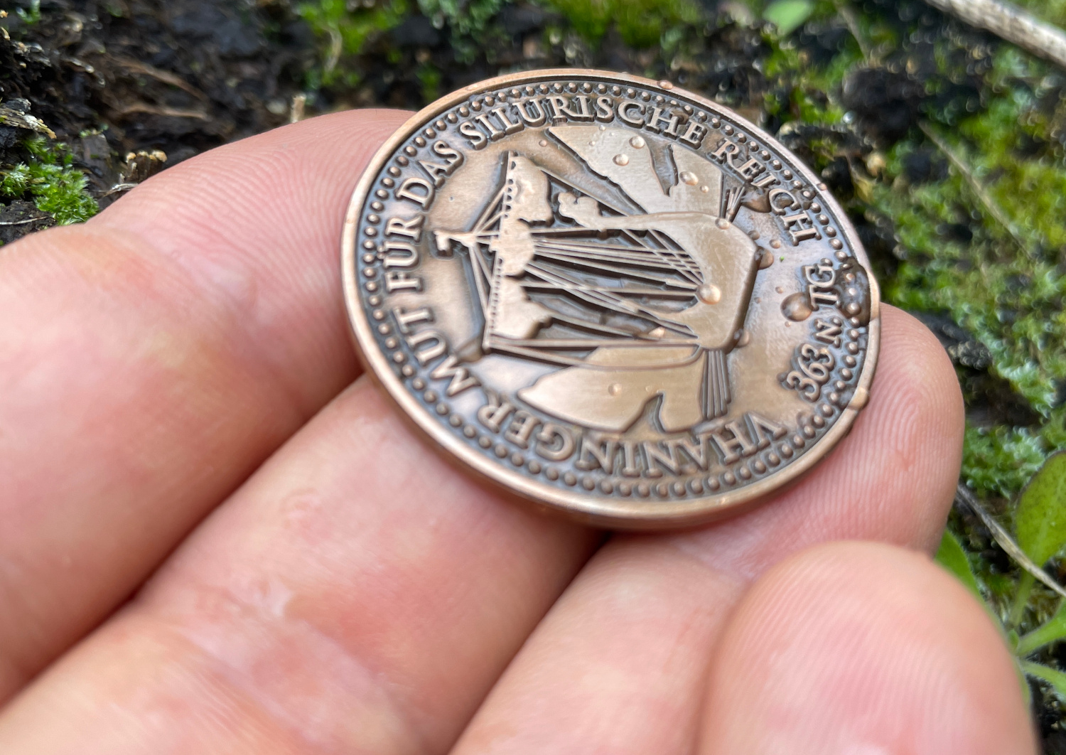 Währung - IT Geld in Tollgund