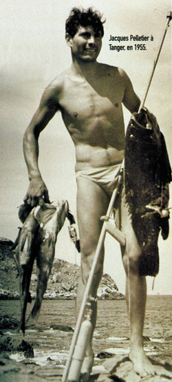 JACQUES PELLETIER 1955