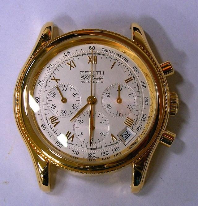 Orologio completato