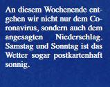 Happy days - und am Ende Knödel und Kaiserschmarrn