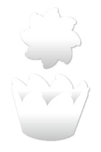 Muffin Vorlage