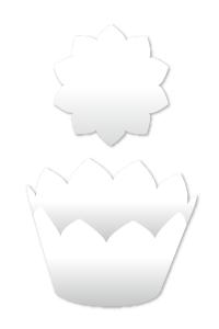 Muffin Schablone