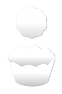 Cupcake Vorlage