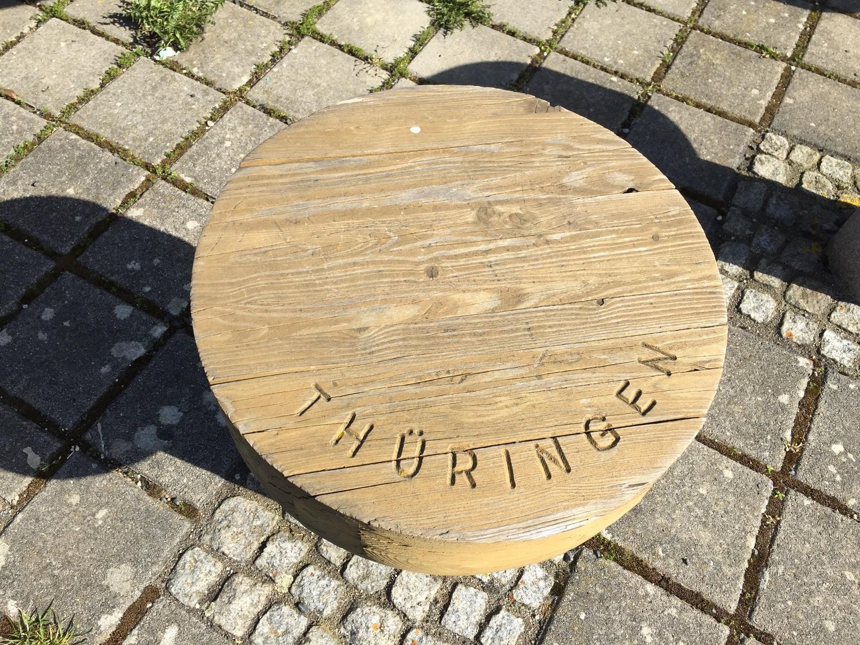 Thüringen ... // Foto: Gömmer
