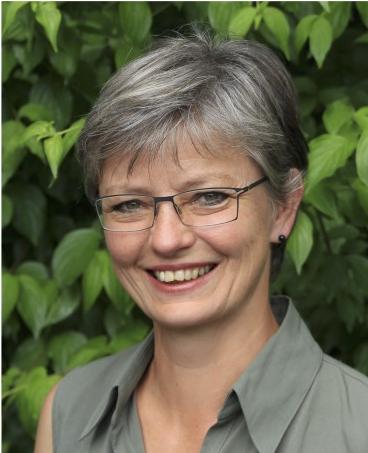 Pfarrerin Imogen Kasemir-Arnold // Foto: Schmidt