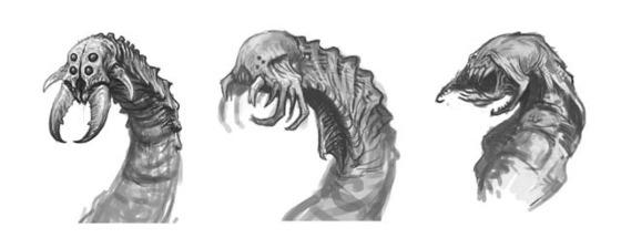 Worm Grub
