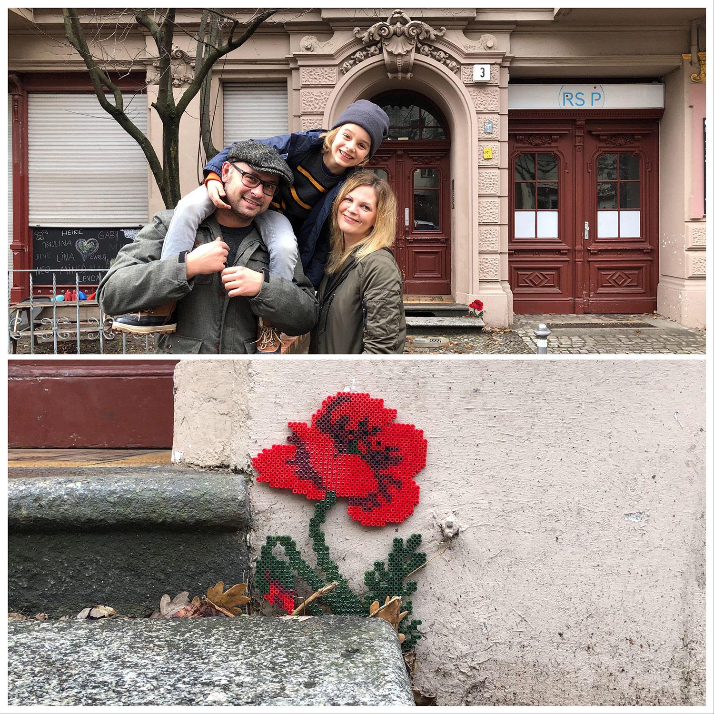 Eva, Marcus & Kid, Kreuzberg