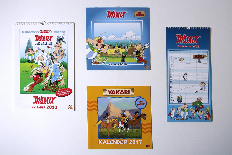 Von Kalendern angefangen...