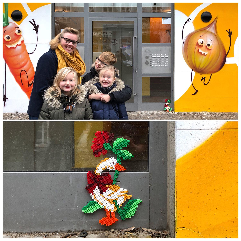 Jana & Kids, Friedrichshain
