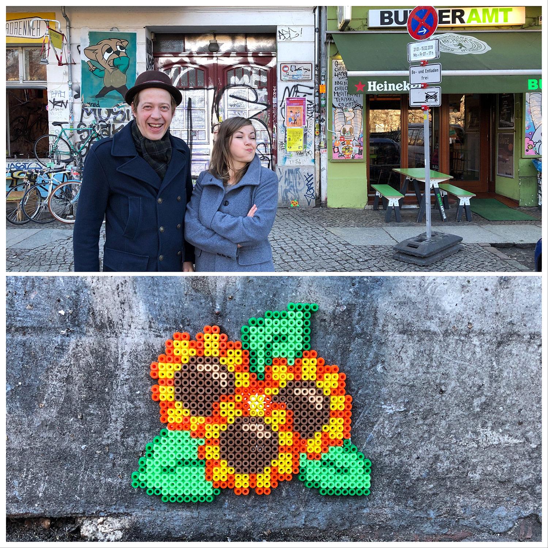 Saskia & Alex, Friedrichshain